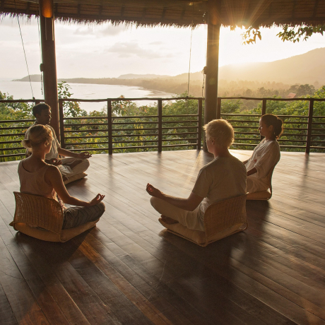 A wide range of Wellbeing Holidays & Retreats around the World · Specialist Customer Service · Thousands of satisfied customers · Luxury locations at a competitive price