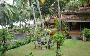 Bethsaida Hermitage Resort India