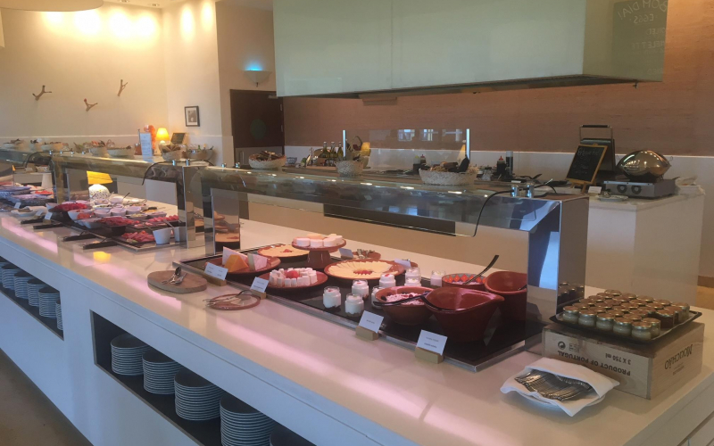 Breakfast Buffet Anantara Vilamoura Portugal