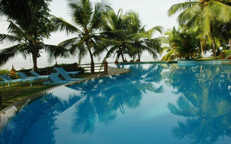 Manaltheeram Ayurveda Beach Resort